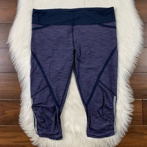 Lululemon We Are From Space Run Pace Crop Leggings